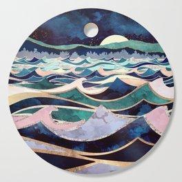 Moonlit Ocean Cutting Board