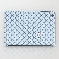 bear iPad Cases featuring The Last Polar Bear by John Tibbott