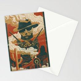 Train to Yuma Stationery Cards