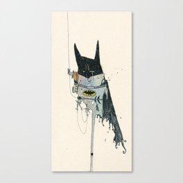 birdbatmankindofthing Canvas Print