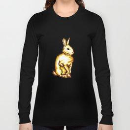 Angry Bunny Long Sleeve T-shirt