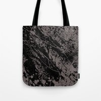 gravity Tote Bags featuring Gravity by nicebleed