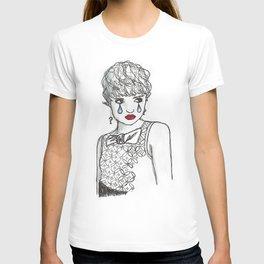Grumpy Girl T-shirt