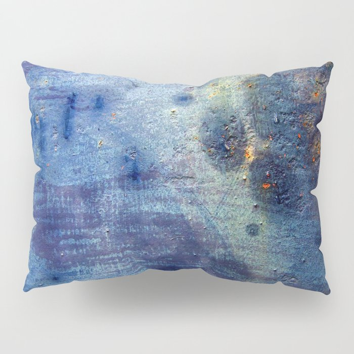 Blurple Pillow Sham