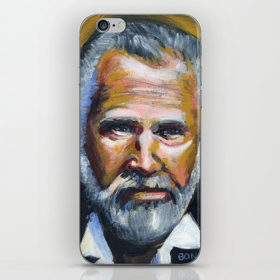 The Most Interesting Man In The World iPhone & iPod Skin