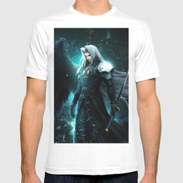 Sephiroth Final Fantasy T-shirt