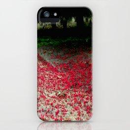 Ground Coverage iPhone Case