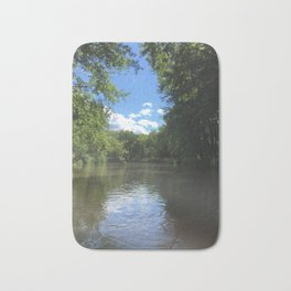 Kayak the Nippersink Creek Bath Mat