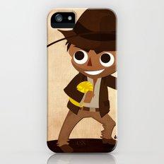 Indiana Jones iPhone (5, 5s) Slim Case