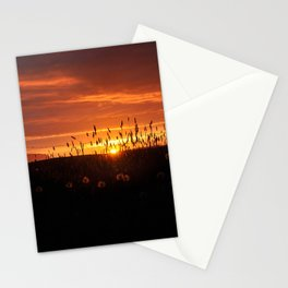 Midnight Sun. Stationery Cards