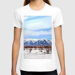 Sayan Mountains T-shirt