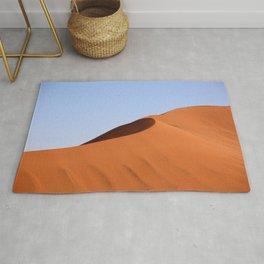 Sand Dunes Namibia Rug