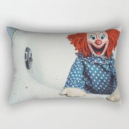 Can't Bathe Clown Will Eat Me Rectangular Pillow