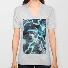 Storm God Unisex V-Neck