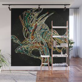Ancient Color Wall Mural