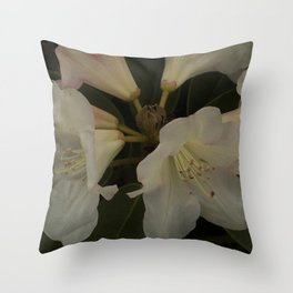 Stamen Throw Pillow