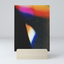 Casual Prisma Leaks Mini Art Print