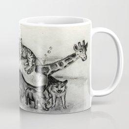 Emerging from Shell Coffee Mug