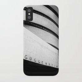 Guggenheim  iPhone Case