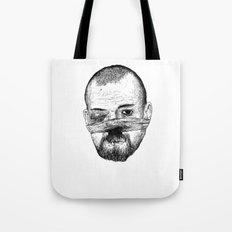 Mr. Bump Tote Bag