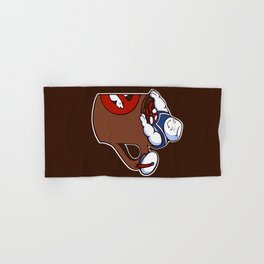 Cup of Stay Puft Hand & Bath Towel
