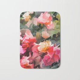 Rose 274 Bath Mat