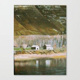 rivervalley Canvas Print