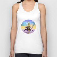 alchemy Tank Tops featuring Alchemy  by Daniel McGuiness