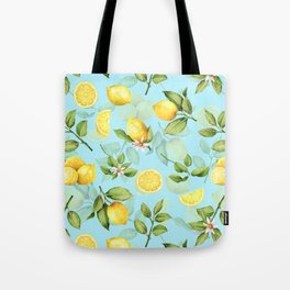 Vintage & Shabby Chic - Lemonade Tote Bag