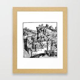 Folio 283v Framed Art Print