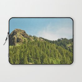 Saddle Mountain Oregon Forest Volcano Woods Landscape Northwest Laptop Sleeve