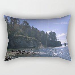 Sunspots Rectangular Pillow
