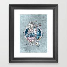 Let you take You Framed Art Print