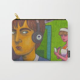 Johnny Delusional Carry-All Pouch