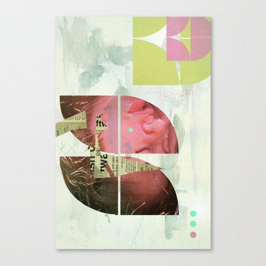 Slumberland Canvas Print