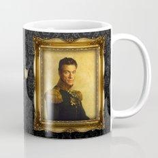 Jean Claude Van Damme - replaceface Mug