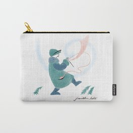 Winter Knitter Carry-All Pouch
