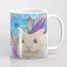 White Dwarf Bunny 3 Coffee Mug