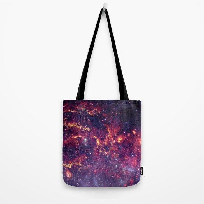 Star Field in Deep Space Tote Bag