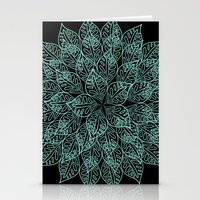 emerald Stationery Cards featuring emerald by Sproot