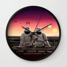 Stormtrooper Companion Wall Clock