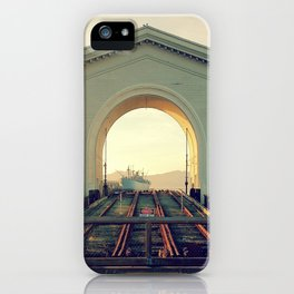 Ferry Arch iPhone Case