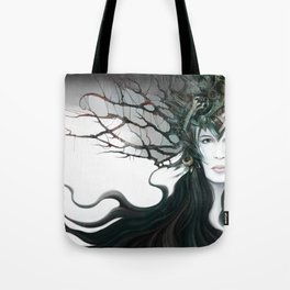 Kyrie Liaisons Tote Bag