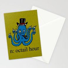 Octail Hour Stationery Cards