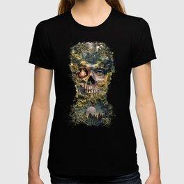 The Gatekeeper Surreal Dark Fantasy T-shirt