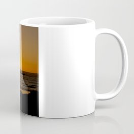 Robben Island Sunset Coffee Mug