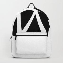 Sharp Grin Inverted Backpack