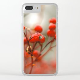 New York Nature II Clear iPhone Case