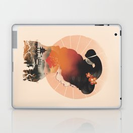 Memoirs of the Rising Sun Laptop & iPad Skin