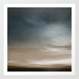 Dreamscape #11 - Abstract Landscape Art Print